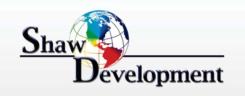 Shaw Dev Logo